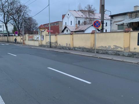 Pronájem garážového stání, Ústí nad Labem - Krásné Březno, Drážďanská, 12 m<sup>2</sup>