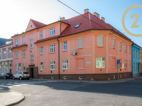 Prodej bytu 1+1, Nový Jičín, Msgr. Šrámka, 27 m2